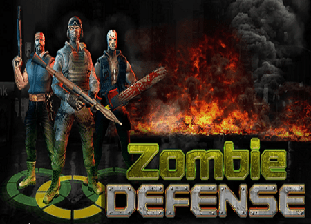 Video Game Zombie Defense