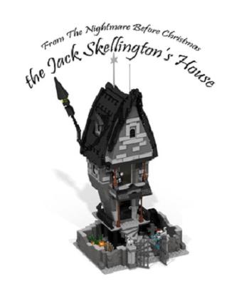 Jack Skellington House