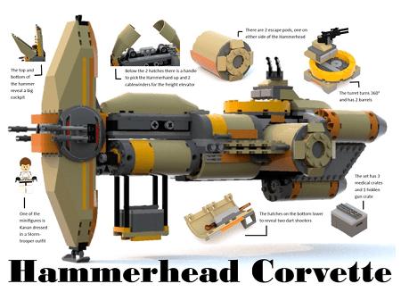 Hammerhead Corvette