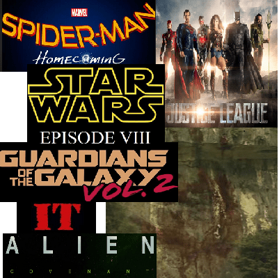 Most Anticipated Movies of 2017