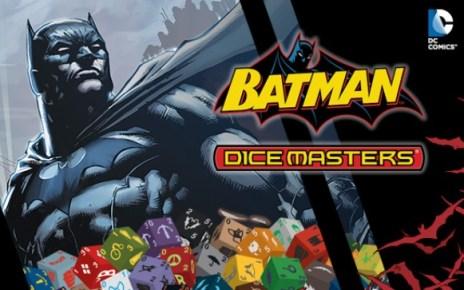 Dcie Master Batman