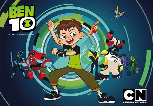 Ben 10 Playmates Figures