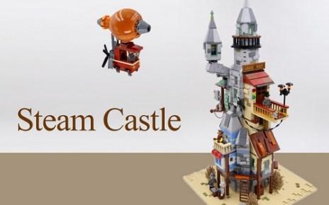 Steam Castle