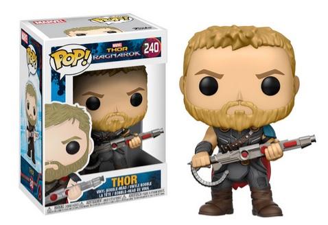 Thor Ragnarok Pop Figures