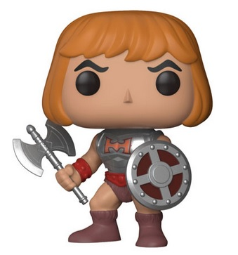 Masters of the Universe Pop Figures