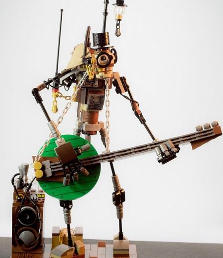Steambot Rocker