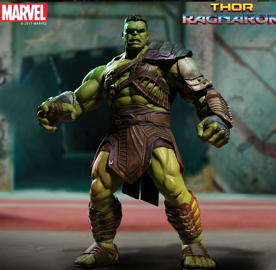 Mezco Ragnarok Hulk