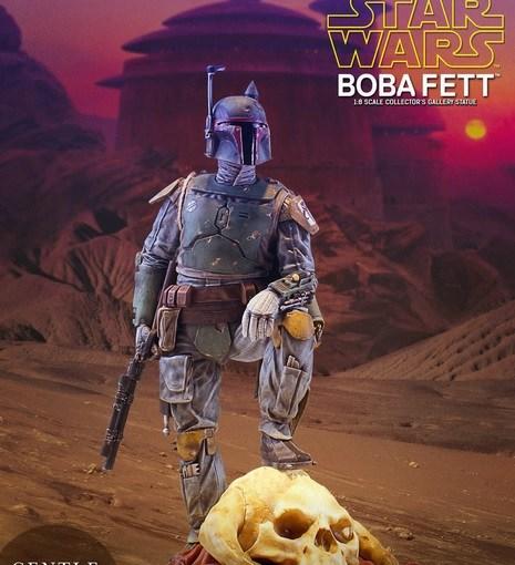 Boba Fett Collector