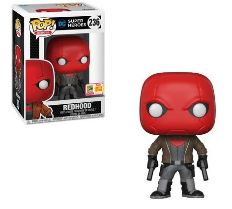 2018 Funko SDCC DC Exclusives