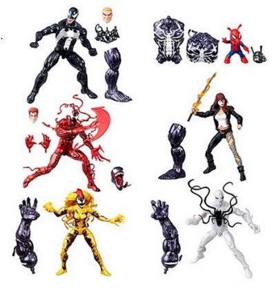 Venom Marvel Legends