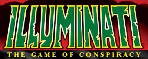 Illuminati The Game of Conspiracy