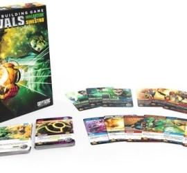 Green Lantern vs Sinestro