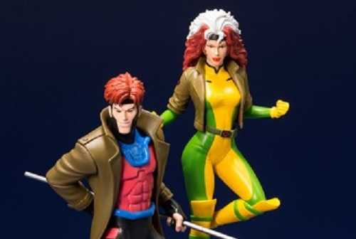 Gambit and Rogue ARTFX