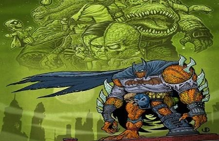 Groman Batman Figures