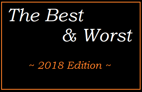 2018 Best and Worst