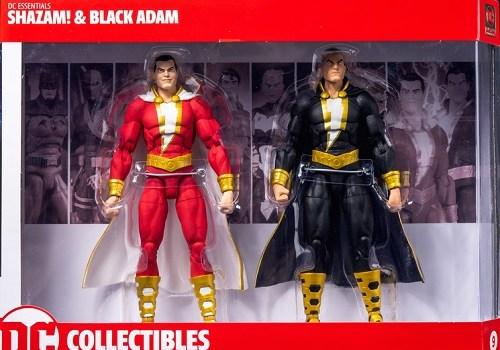 DC Collectibles Shazam and Black Adam