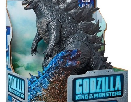 King of the Monsters Figures
