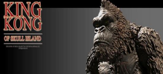 Mezco King Kong of Skull Island