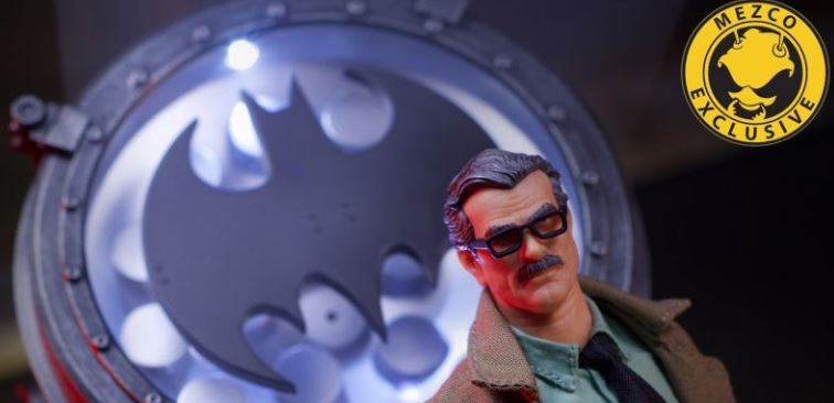 Mezco Commissioner James Gordon