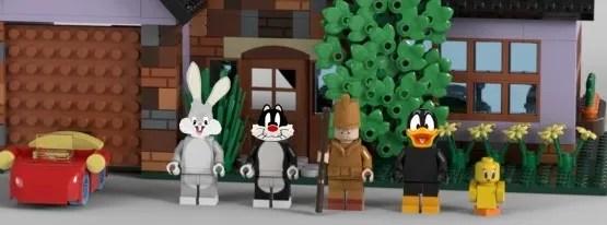 Bugs Bunny's House