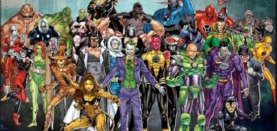 DC Villain Origin Movies