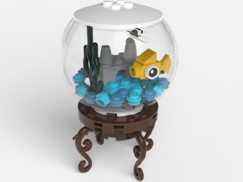 Tiny Fish Bowl