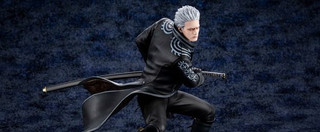 Kotobukiya Devil May Cry Vergil
