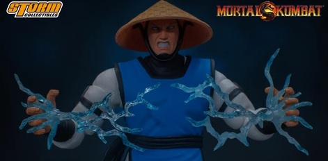 Storm Collectibles Raiden