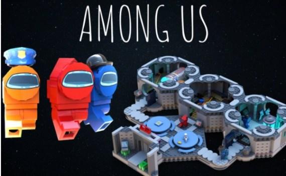 LEGO Ideas Among Us