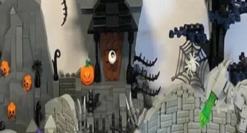 LEGO Ideas Halloween Town