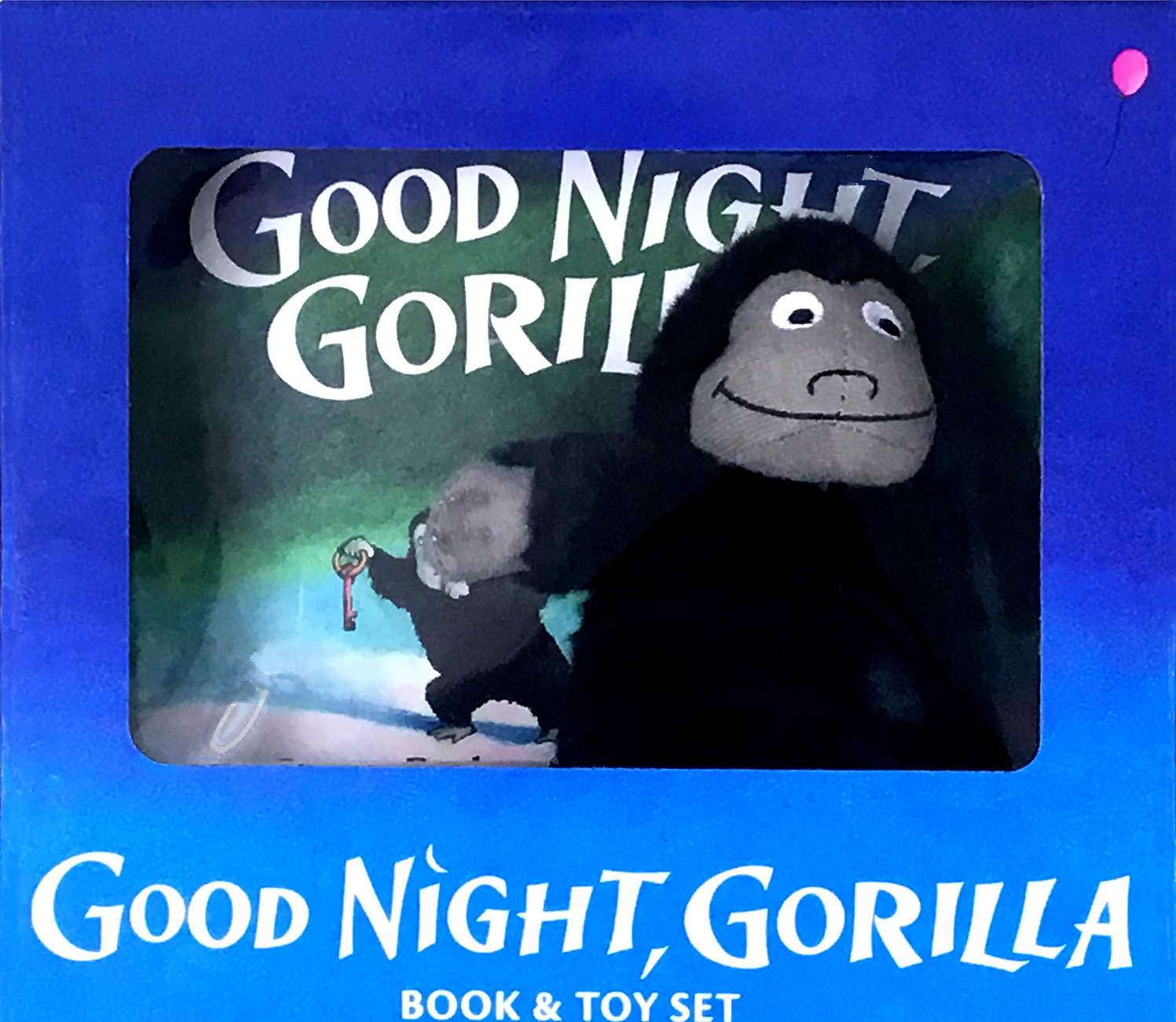 Good Night Gorilla Book And Plush Package