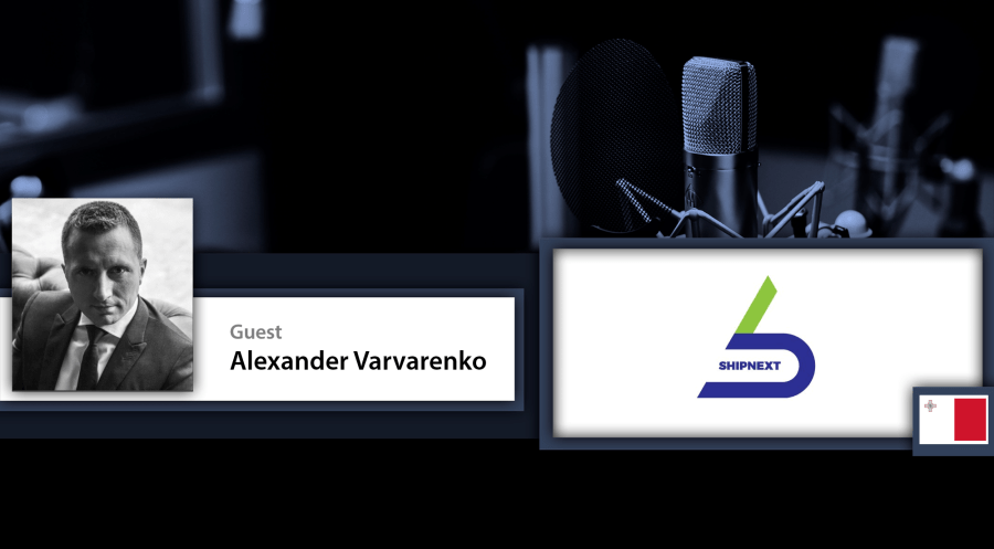 Interview with Alexander Varvarenko - Founder of ShipNext