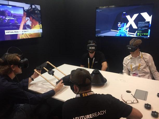 salle réu VR