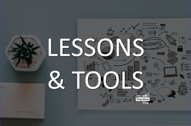 Lessons and Tools 4
