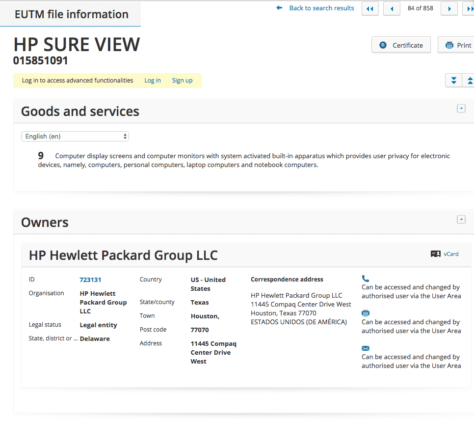 hp-sure-view-trademark-application-filed-for-screens-hp-hp-sureview-hpsureview