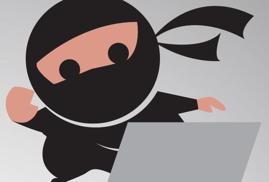 Trademark Ninja's Secret Identity