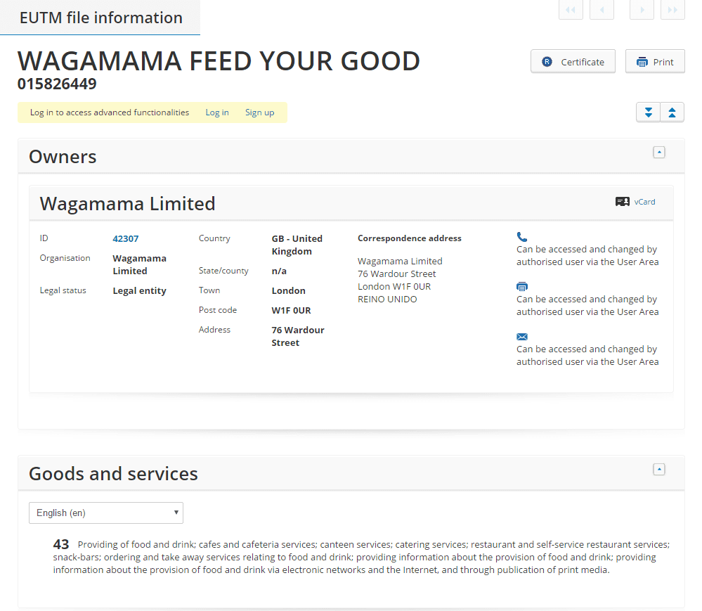 wagamama-feed-your-good-trademark-application