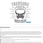 Could the @Amazon TreasureTruck be coming to Europe EU Trademark Filed Amazon