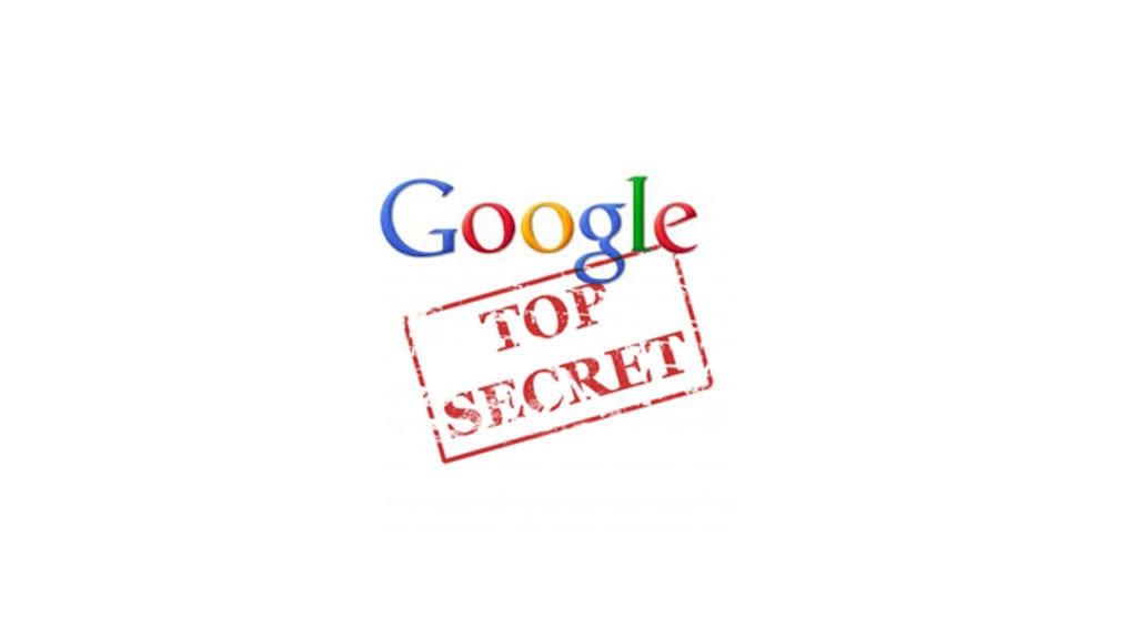 Google's Secret Trademarks – Part 1