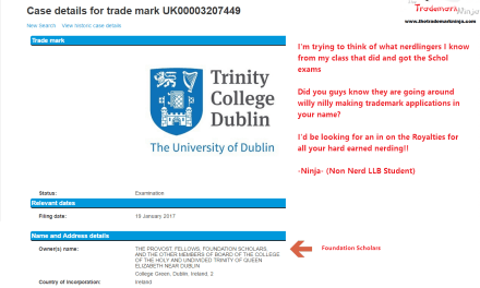 Anybody here do the Trinity Scholar exams and are a scholar of the college Are you foundation scholars