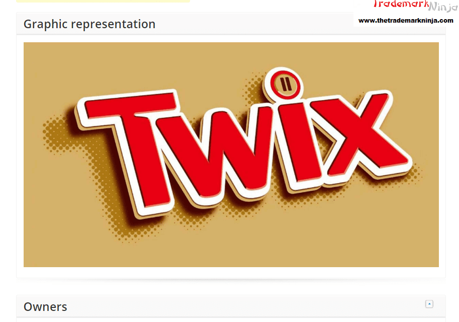 Can anybody tell me whats changed with this @twix logo that has been applied for as a trademark @Mars