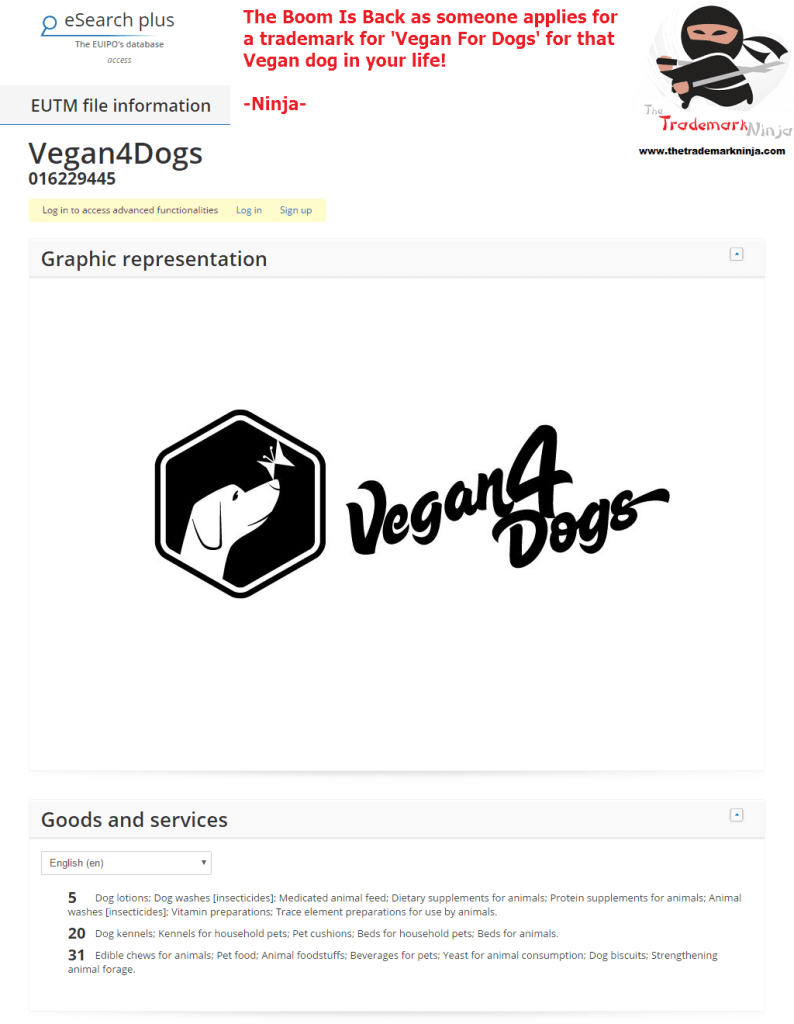 Is your dog a vegan Vegan4Dogs Vegan TheBoomIsBack