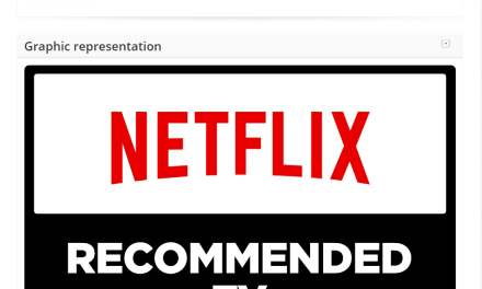 Netflix applies for an EU Trademark for Netflix Recommended TV @Netflix Netflix