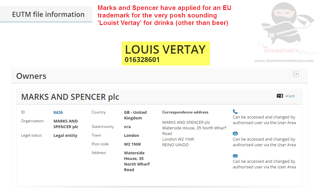 Anyone for a glass of LouisVertay then MS MarksAndSpencer <a href=