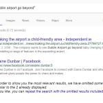 Dublin Airport Go Beyond Trademark Application