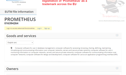 The Linux foundation applies for EU trademark for Prometheus
