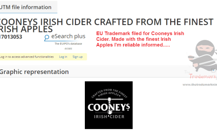 Cooneys Irish Cider applies for EU trademark Cooneys Cider IrishCider CooneysIrishCider