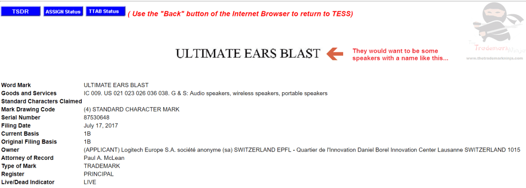 Ultimate Ears Blast The newest speakers from <a href=