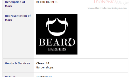Hipster Heaven Trademark application filed for Beard Barbers in Dublin Beard BeardBarber