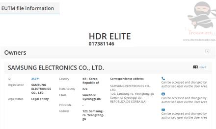 "Samsung applies for ""HDR Elite"" as an EU Trademark for Tvs, Monitors & Displays #Samsung #HDRElite #Trademark"
